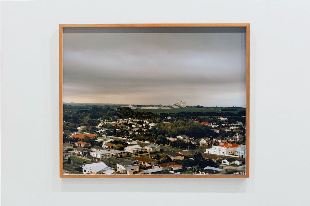 Fonterra, Hawera, 2014  Where the River Bends curated by Harry Culy In Situ x Ilam, Christchurch, 2017