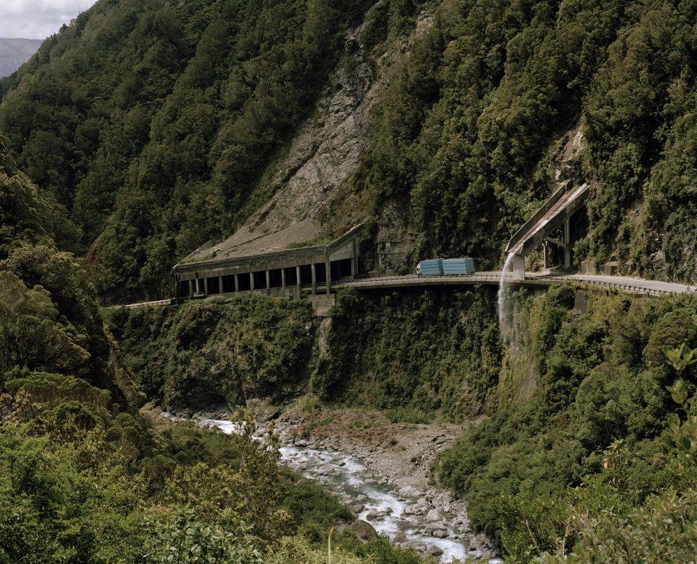 Otira Gorge, Arthur's Pass, 2013
