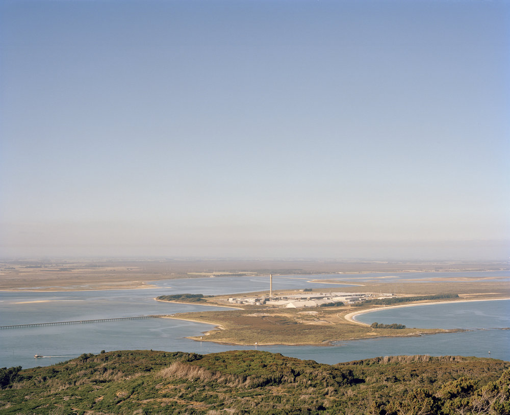 Tiwai Point Aluminium Smelter, 2015