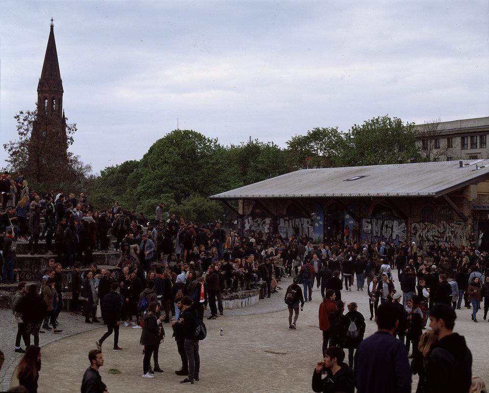 May Day, Görlitzer Park