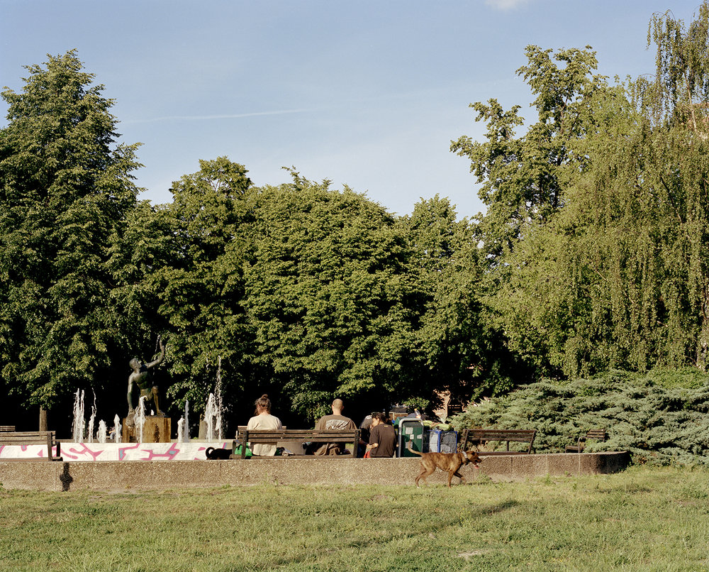 Rathaus Park