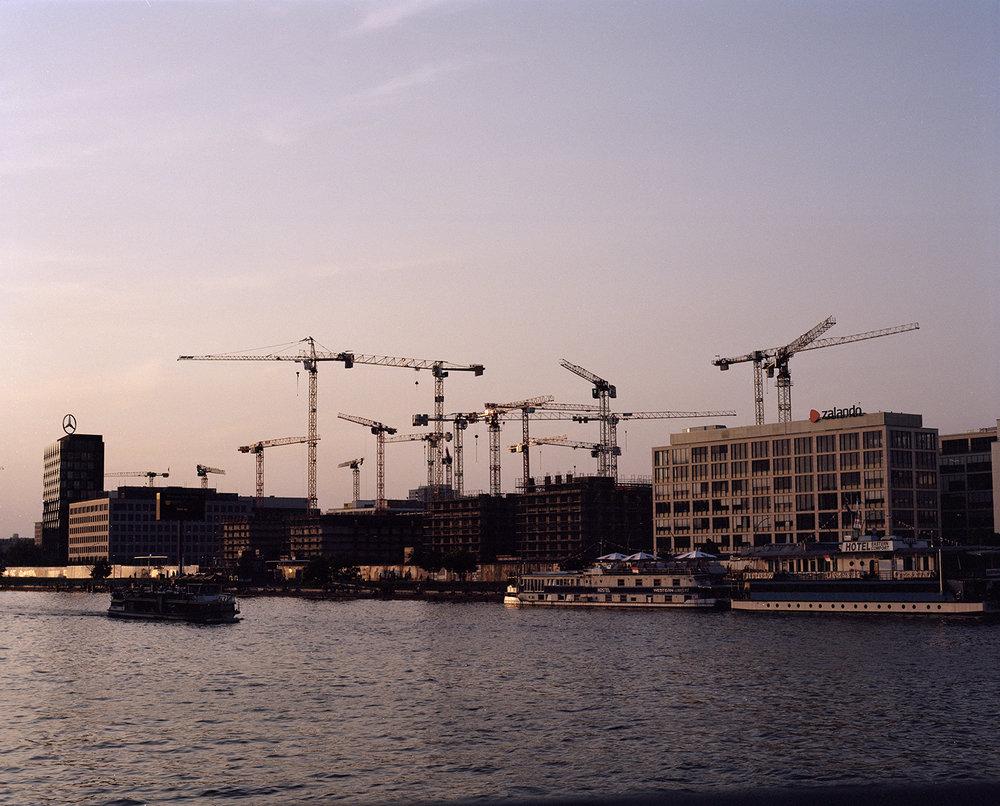 Spree (Cranes)