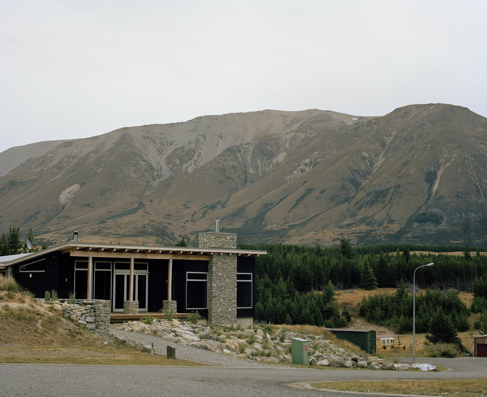 Lake Ohau Alpine Village, 2013