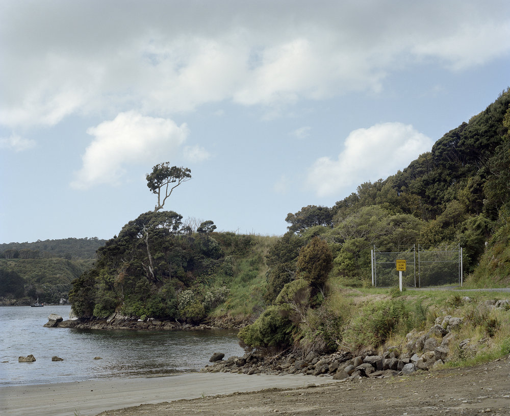 Rakiura Resource Recovery Centre, Stewart Island, 2013