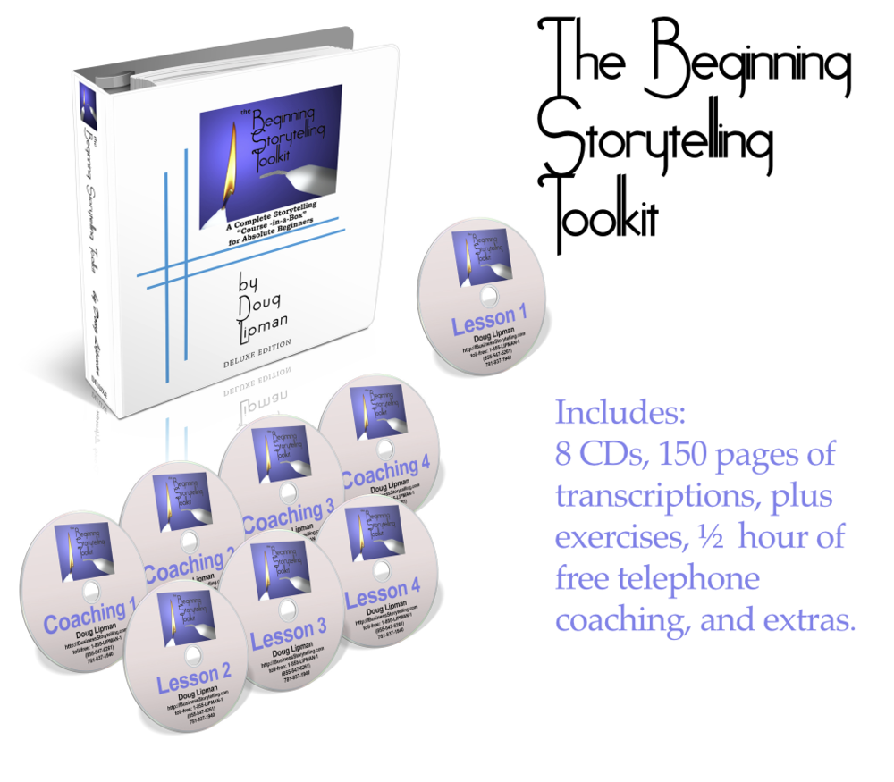 The Beginning Storytelling Toolkit, Deluxe Physical Edition