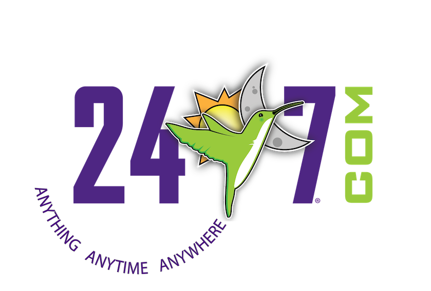 Know 24-7 Places? - If you know any 24-hour places...consider joining forces with our team to raise awareness!