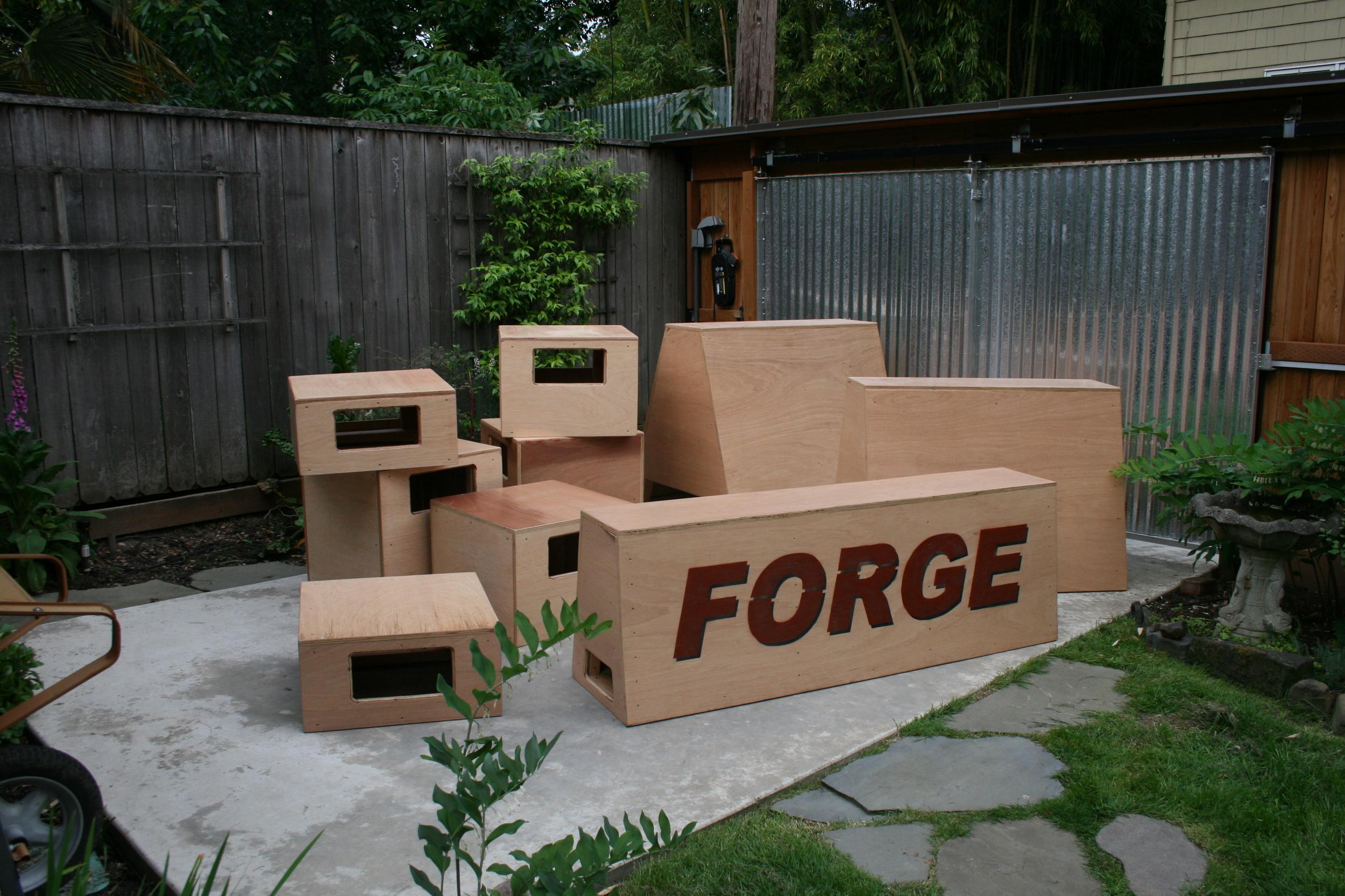current news u2014 forge parkour