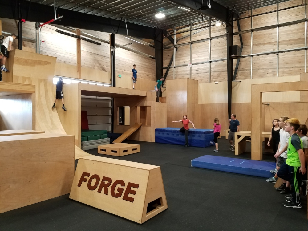 Attempting the warped wall curing a field trip