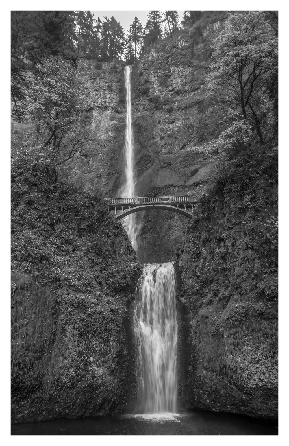 2013-10-26 Oregon Multnomah Falls 01-7