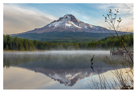 2014-10-11 Oregon Clackamas County Trillium Lake Sunrise-13