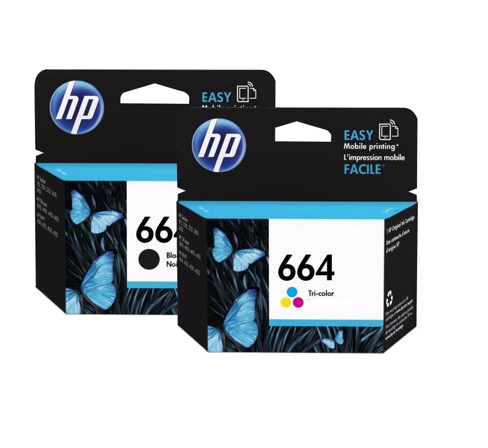 HP 664 Ink
