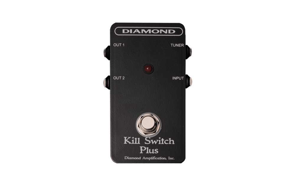 For a quick and inexpensive buffer option - check out the Kill Switch Plus!