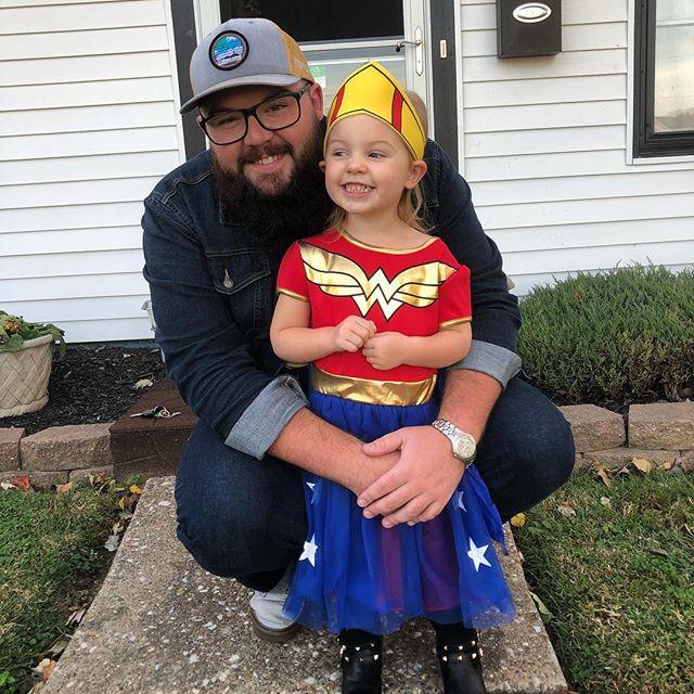 Wonder Women saved me earlier ☺️. My hero!