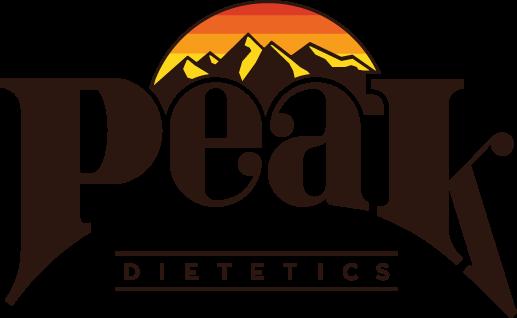 Blog — Peak Dietetics