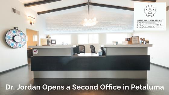 Dr. Jordan Lamberton opens second office in Petaluma