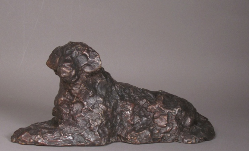 SALLY, Bronze, 5 1/2 x 12 x 4""