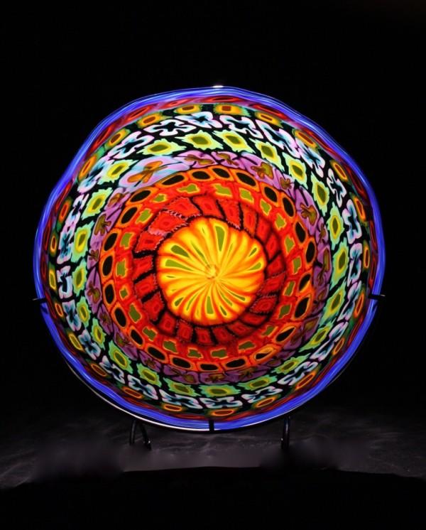 Jeremy Popelka, Murrini Glass