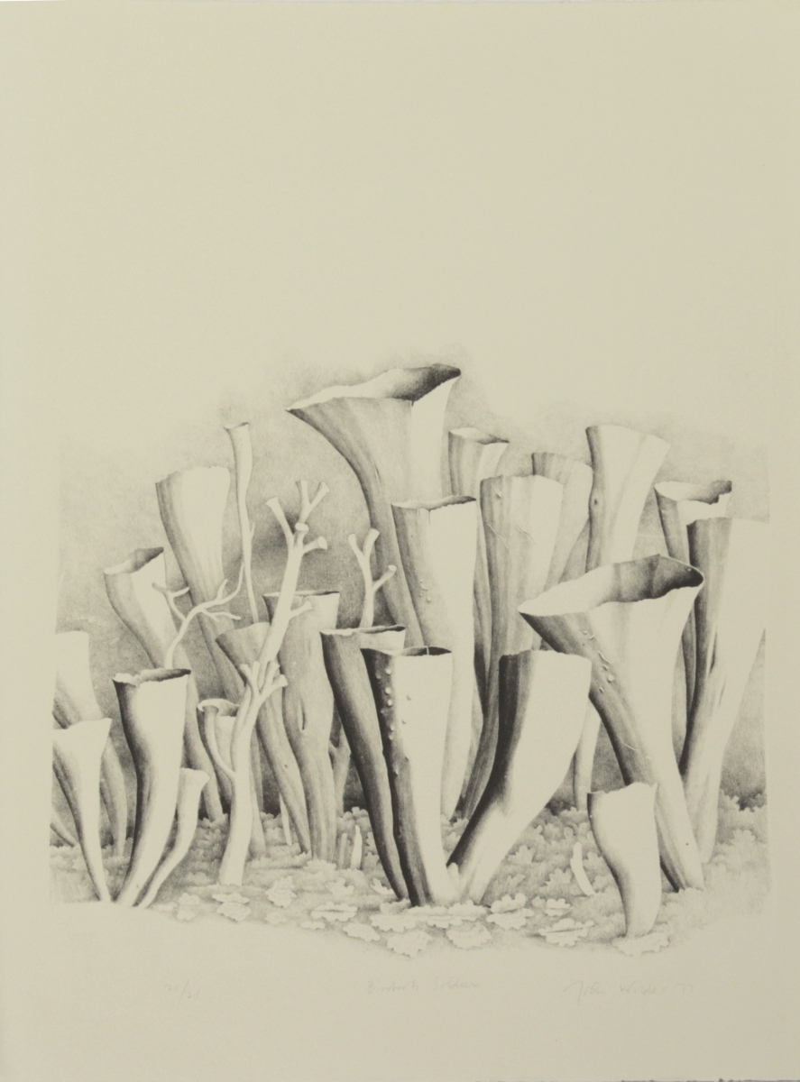 "BRITISH SOLDIERS, 1977, Lithograph, 15 x 11 1/4"", Ed. 12/21, 13/21, 16/21, 18/21, 21/21, and AP"