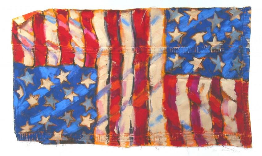 "STATES UNITED 1/50, Giclee Print, 14 1/2 x 47"""