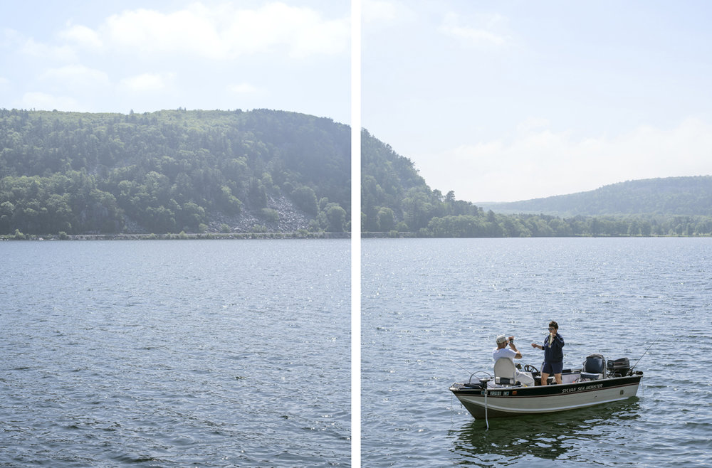 DRIFTLESS, Archival Pigment Print, Diptych