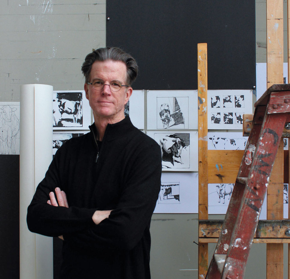 Craig Blietz in his Sister Bay studio. Contributed photo