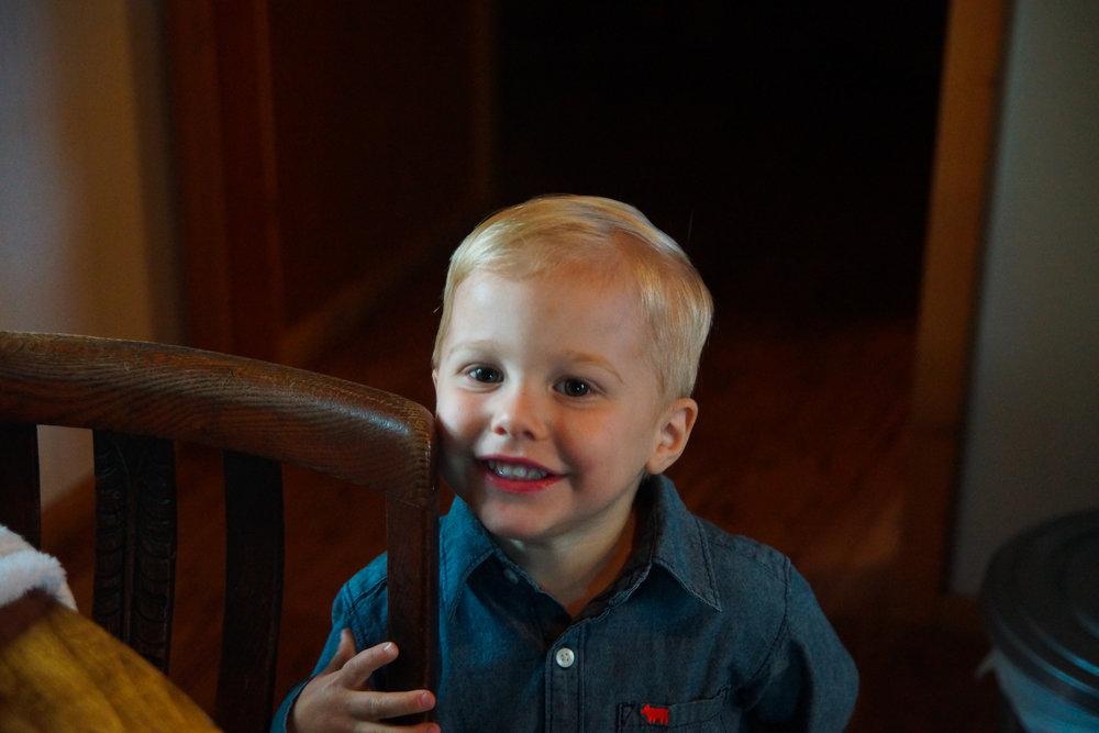 Theo tacular the nephew