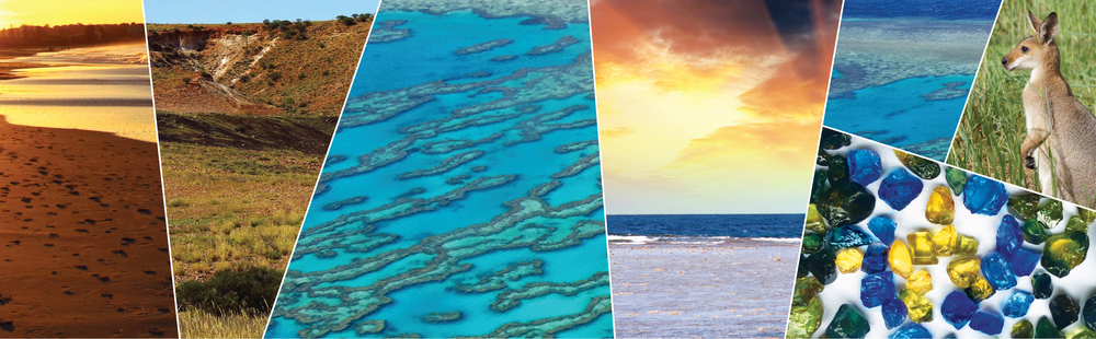 The colours of Australian sapphires