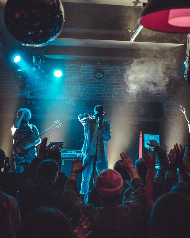 Thank you to anybody who has ever seen us play live. The energy you give us is amazing and easily taken for granted. I hope we did justice last Friday for our favorite venues ( @bartlettspokane ) 5th birthday. 📸 @reelvlogs . Shout out @grantgreer on the lights cuz that shit looks epic! . . . #liveperformance #liveshow #liveband #livedj #performance #gig #showtime #lightscameraaction #hiphop #rap #music #pnw #nw #topleft #upperleftusa #wa #washington #spokane #spokanedoesntsuck #dreams