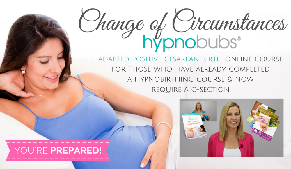 Positive Cesarean Birth  $199.00  Hypnobubs Positive Cesarean Birth Online Course   This course is especially designed for mothers & birth partners preparing for a positive and empowered cesarean birth.  Includes:  Comprehensive video sessions  5 x long play relaxation mp3 tracks  eBook 'The Positive Cesarean Birth'  Downloadable resources & worksheets  Online support