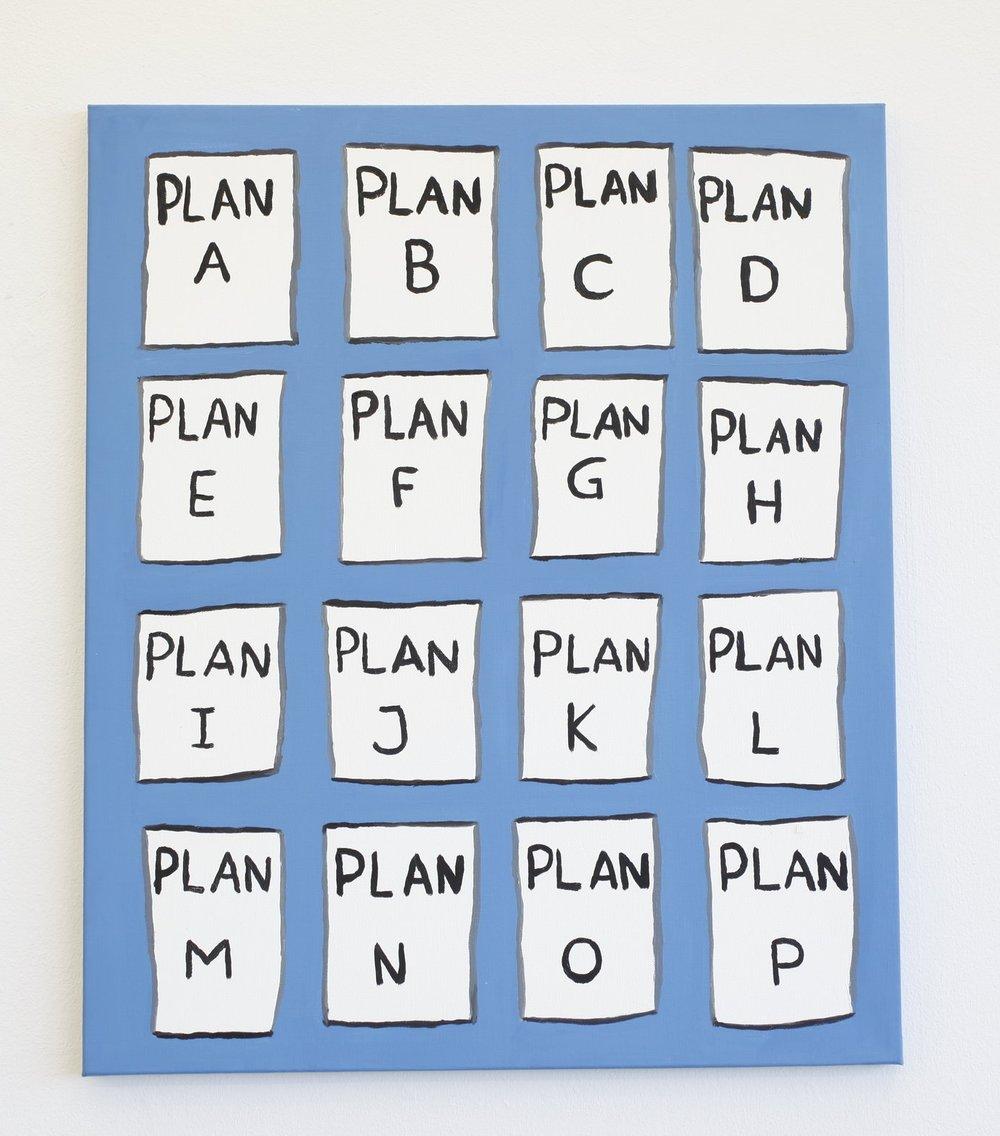 Plan A-P