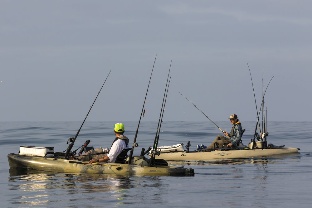 Fishing Kayaks -
