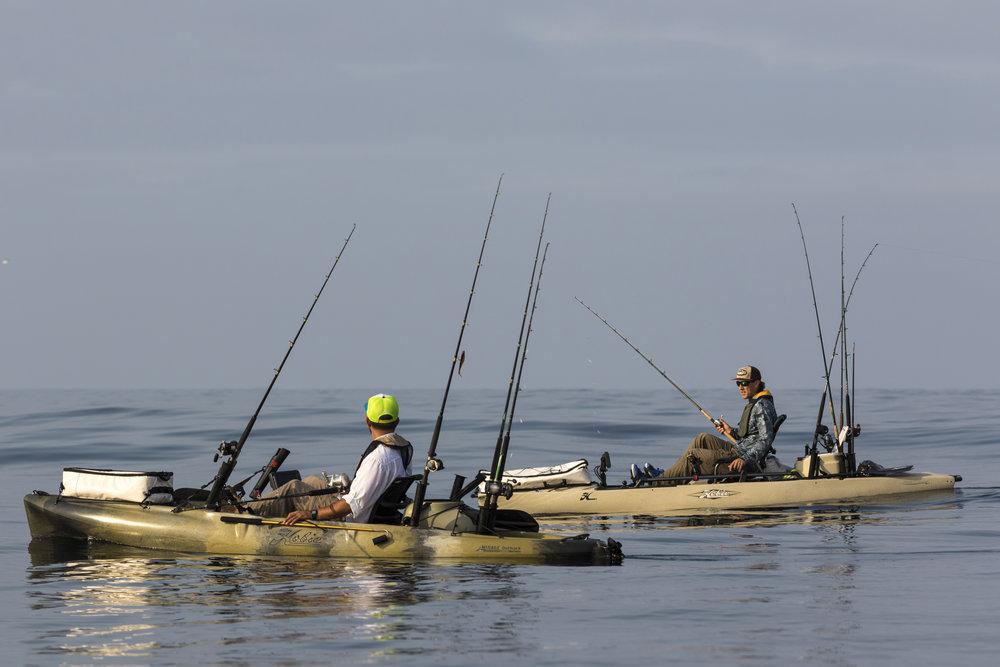Pro Angler Kayaks -