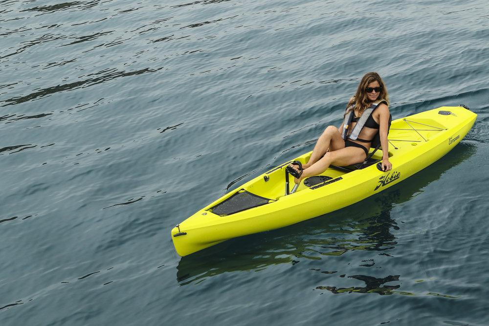 Mirage Pedal Kayaks -