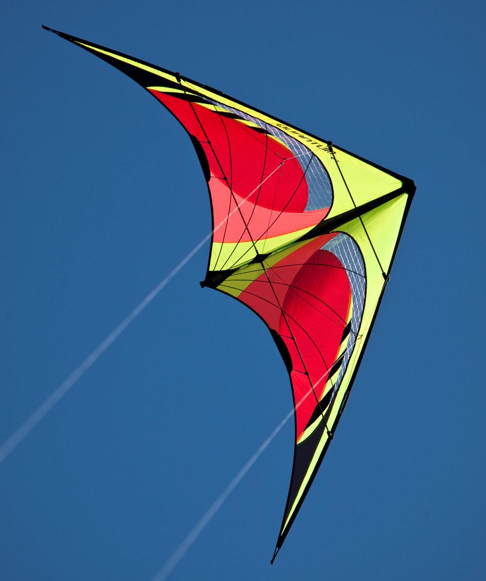 Uçurtma Çift ipli - Stunt Kites -