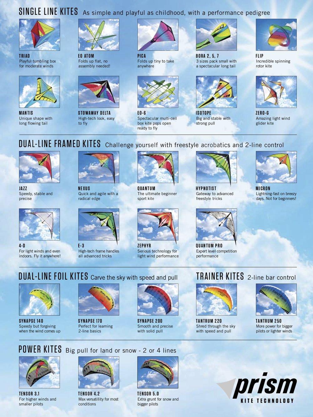 Prism Kites -