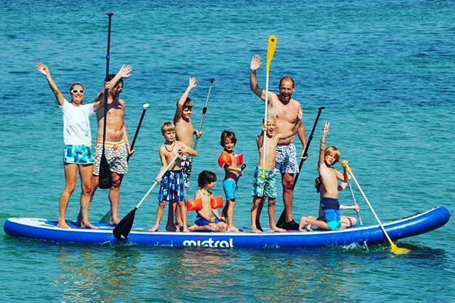 Famiy Fun with Mistral Big SUP @baystatesports @supturkiye BAYSTATE SPORTS T: 0 532 263 27 43 www.baystatesports.com #supyoga #mistralsup  #travel#travelblogger#sea#adventure#experience#paddleboarding#sup#paddleboard#mistral#lifestyle#travelling#sea#vitaminsea#yoga#yogalife #supturkiye #paddleboarding #gocek #baystatesports #cuma #istanbul