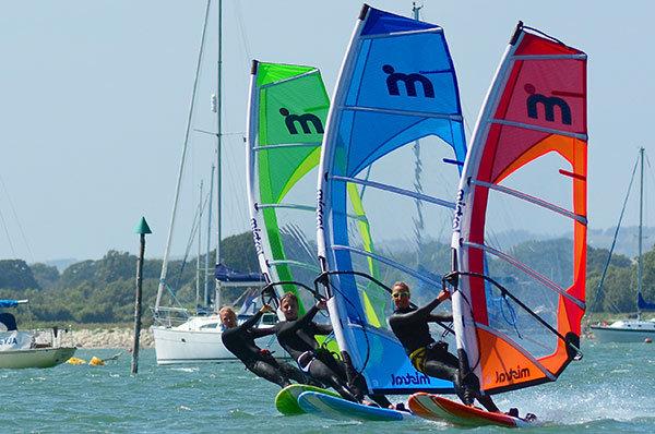 Mistral Windsurf - (Rüzgar Sörfü)