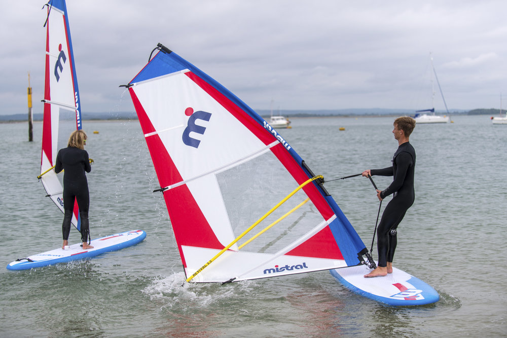 Mistral School Windsurf Boards