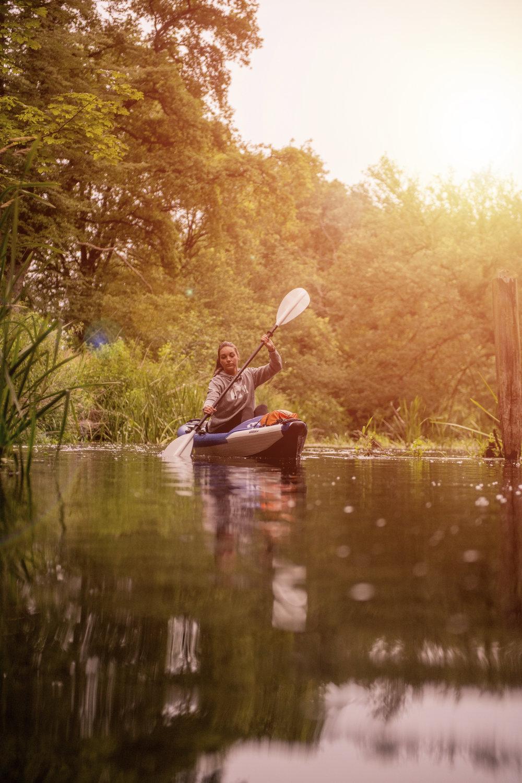 Mistral Inflatable Kayaks  - (Sisme Kano)