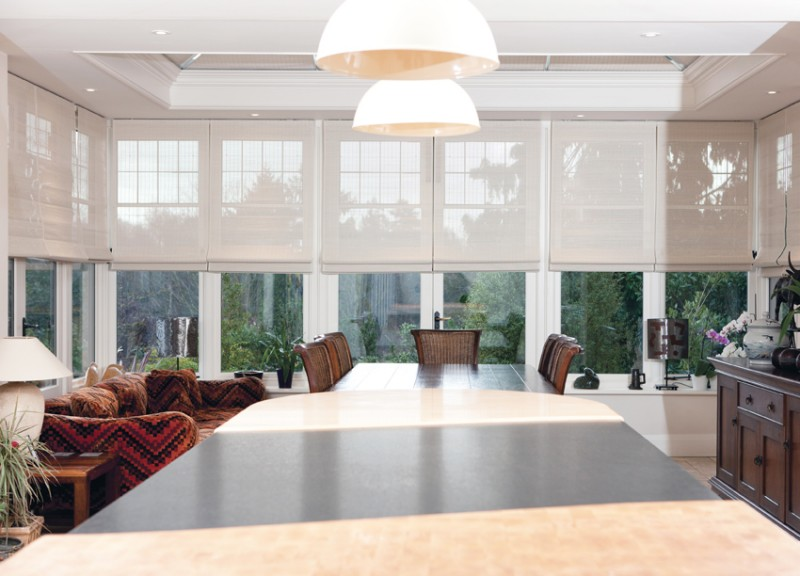 Electric Blinds & Motorised Solutions -