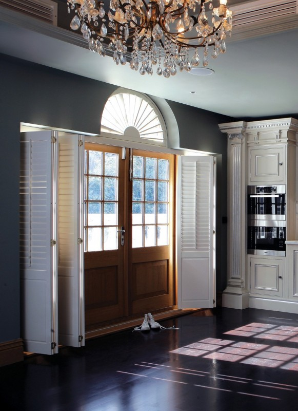 Blinds and Shutters for Bi-Folding Doors — Grants Blinds - Bespoke ...