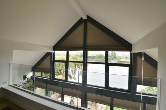 Gable Windows -