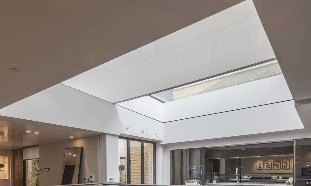 Case Study - Kensington Lightwell