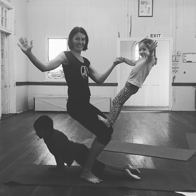 So much fun at our Circus Yoga class last week! Hope to see you today for our Ocean-themed Yoga class! 🌊 3:30pm at St James Hall, Newmarket 👍🏻 #kidsyoga #fun #games #breathing #asanas #calm #relaxation #mindfulness