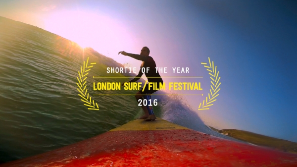 call me peg leg london surf festival shortie winner