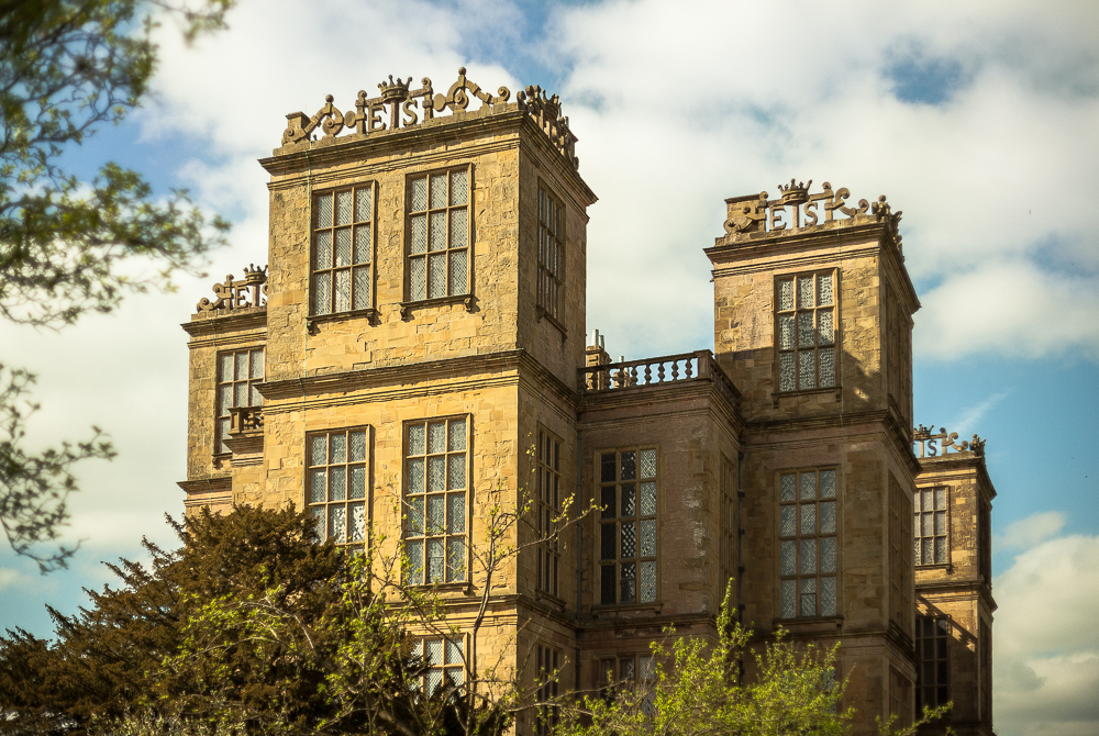 Hardwick Hall, Derbyshire. UK
