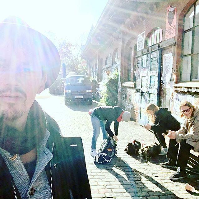 Berlin wir kommen