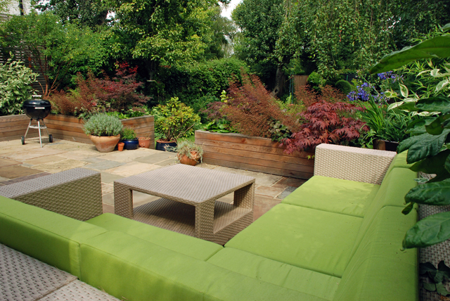 Garden design terrace Wands jpg. Gardens   Lisa Cox Garden Designs