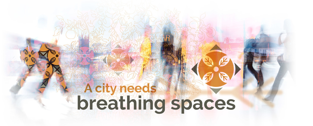 A city needs breathing spaces