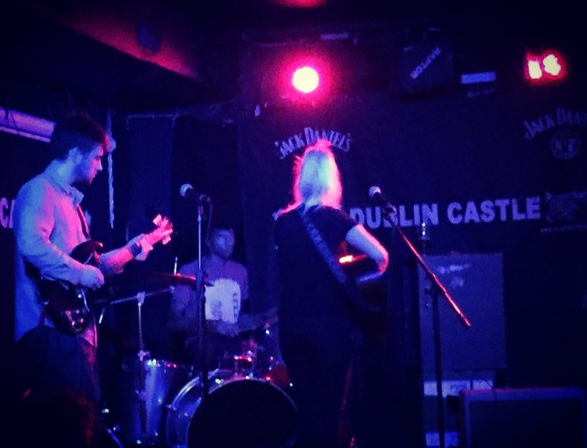 LIVE AT THE DUBLIN CASTLE, CAMDEN, LONDON JULY 2016